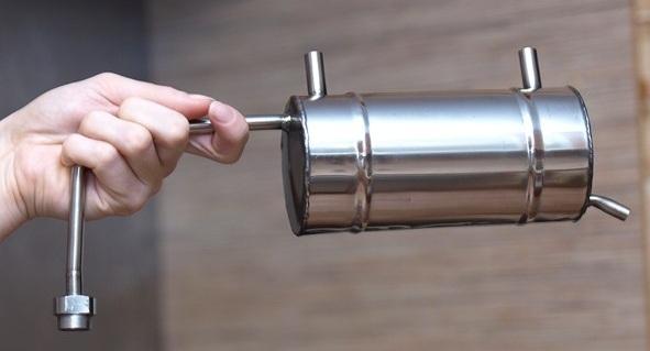 Прямоточник для самогонного аппарата своими руками