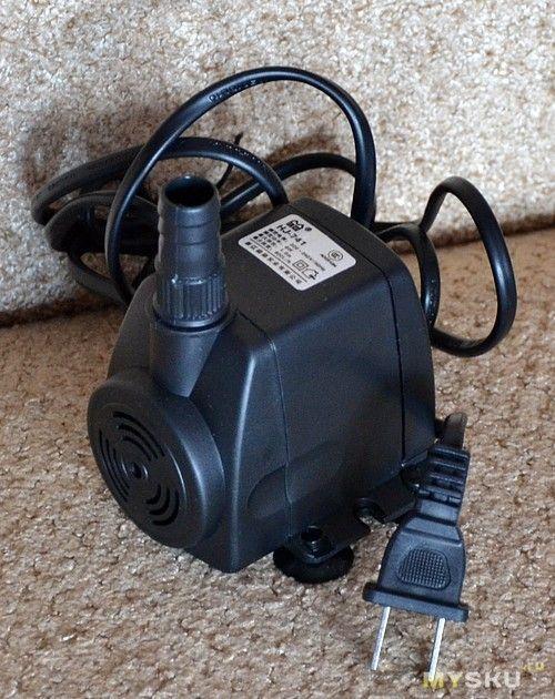 Аквариумный насос для самогонного аппарата