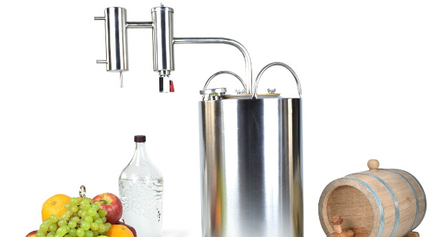 самогонный аппарат Hanhi Distiller